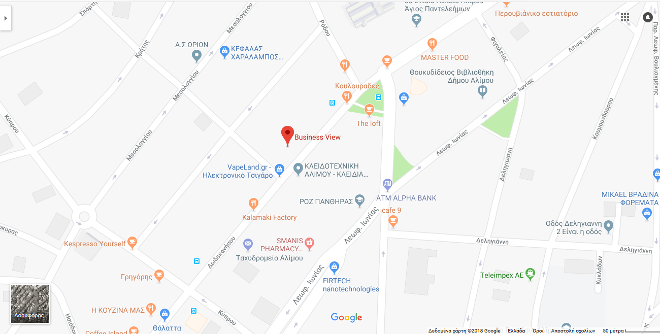 businessview-google map
